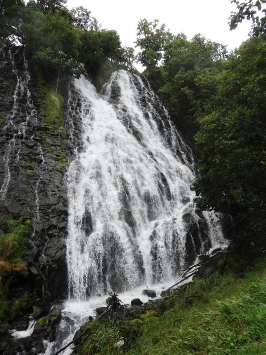 ㉘オシンコシンの滝