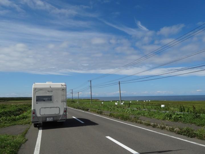 ⑬納沙布岬付近