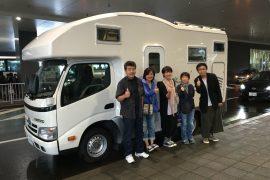 東京都からお越しのT御一行様、ご利用ありがとうございました。