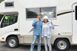 神奈川県からお越しのT様ご夫婦、ご利用ありがとうございました。