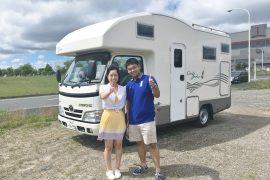 茨木県からお越しのN様と彼女様、ご利用ありがとうございました。
