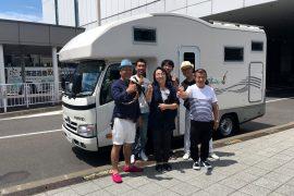 兵庫県からお越しのK御一行様、ご利用ありがとうございました。