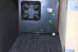 ミニバンタイプにFFヒーター設置!